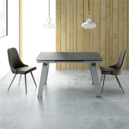 Mesa comedor City U extensible.