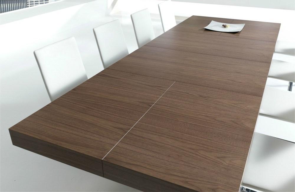 Mesa de comedor t tem madera for Mesa redonda cristal 8 personas
