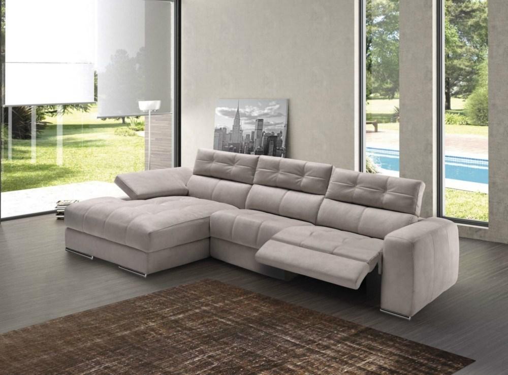 Sofa relax chaiselongue elegant en diferentes medidas y for Medidas sofa cheslong